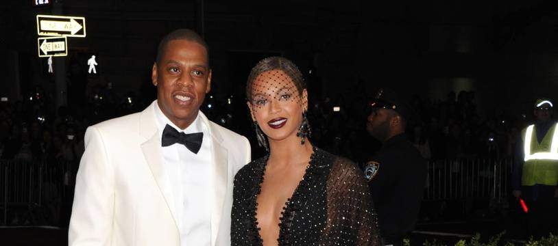 Les époux Jay-Z et Beyoncé