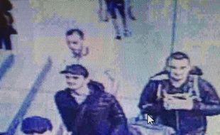 Une image des suspects de l'attentat-suicide commis à Istanbul le 28 juin 2016. Ils étaient originaires de Tchétchénie, du Khirghizistan et d'Ouzbékistan.