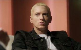 Le rappeur Eminem fait son coming out dans le film The Interview.