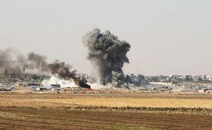 Déjà cinq jours de combats à la frontière turquo-syrienne.
