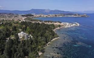 Une fusillade a eu lieu sur l'île grecque de Corfou