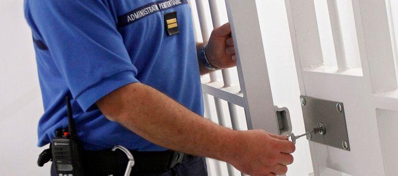Un surveillant de prison (Photo d'illustration).