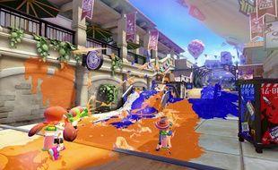 «Splatoon», de Nintendo, sortira le 29 mai 2015 en Europe.