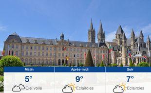 Météo Caen: Prévisions du dimanche 14 avril 2019