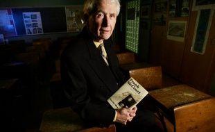 Frank McCourt en novembre 2005