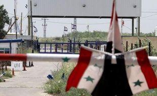 Les rebelles de Syrie ont pris le contrôle jeudi d'un point de passage frontalier avec le Golan annexé par Israël, au lendemain d'une victoire majeure du régime, épaulé par le Hezbollah libanais, à Qousseir.