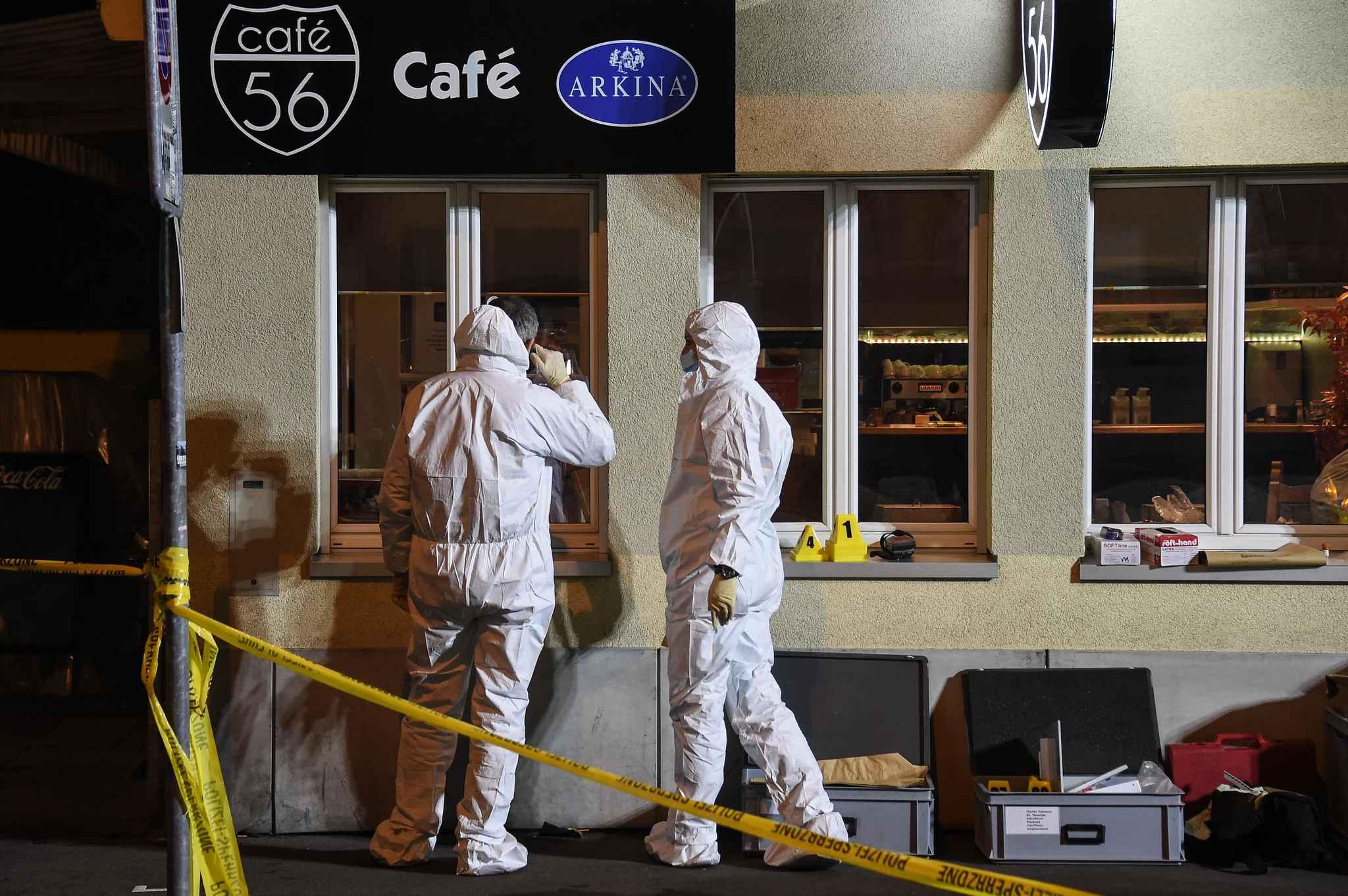 Suisse : deux morts dans une fusillade à Bâle