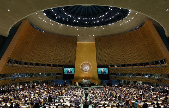 Violences à Gaza: L'ONU adopte un texte condamnant Israël Nouvel Ordre Mondial, Nouvel Ordre Mondial Actualit�, Nouvel Ordre Mondial illuminati