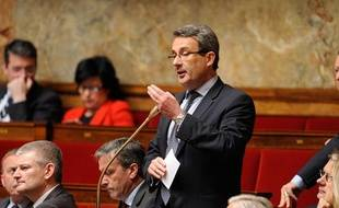 Jean-Christophe Fromantin à l'Assemblée nationale, le 16 avril 2013
