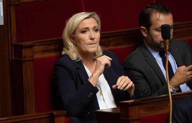 Municipales à Strasbourg 2020: Marine Le Pen reconnaît le passé violent du candidat RN brièvement investi
