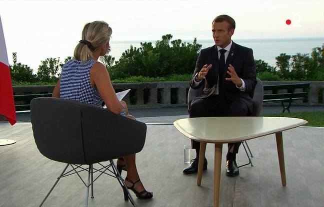 G7, retraites, Mercosur... Ce qu'il faut retenir de l'interview d'Emmanuel Macron sur France 2