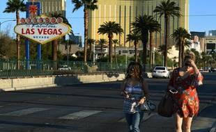 Las Vegas Attentat Video