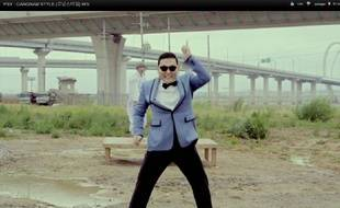 «Gangnam Style» de PSY.