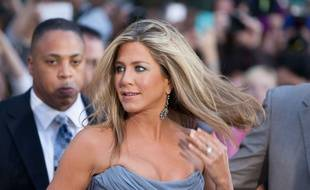 Jennifer Aniston en septembre 2013.