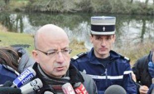 Xavier Ronsin, procureur de la République de Nantes, hier.