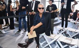 Le photographe Mario Testino à New York, le 13 septembre 2017.