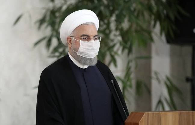 Coronavirus: Confusion et crainte en Iran après l'annonce par Rohani de millions de cas