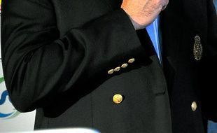 Stéphane Heulot en 2011, lorsque son équipe s'appelait encore Saur-Sojasun.