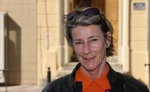 Laurence Vichnievsky, à Marseille, le 14 mars 2014.