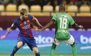 Lionel Messi a quand même marqué...