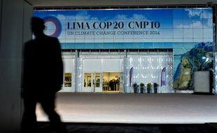 La conférence des Nations unies sur le climat à Lima, au Pérou, le 30 novembre 2014.