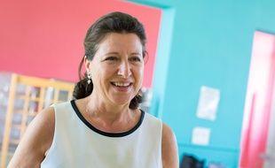 Agnès Buzyn, le 27 juin 2019 à Colombes.