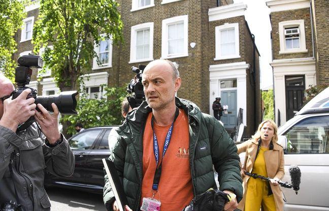 Coronavirus en Grande-Bretagne: Boris Johnson maintient son conseiller accusé d'avoir enfreint le confinement