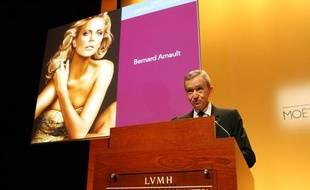 Bernard Arnault, PDG de LVMH, a exercé ses stock-options avant le 1er janvier.
