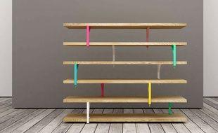Une entreprise italienne a créé une ligne de meubles en mixant des produits vendus par Ikea.