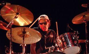 Iggy Pop and The Stooges en live en juin 2007.