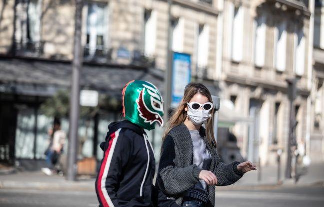 Coronavirus: La Ligue des droits de l'homme saisit la justice sur l'arrêté d'un maire obligeant les habitants à sortir visage couvert