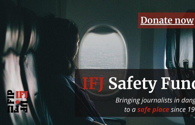 Le fonds de sécurité de la Fédération internationale des journalistes (illustration)