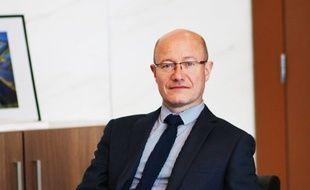 Le 3 mars 2017, Jean-Luc Gleyze, président du conseil départemental de la Gironde