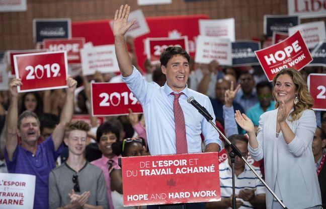 Canada: Le Premier ministre Justin Trudeau sera candidat aux législatives de 2019