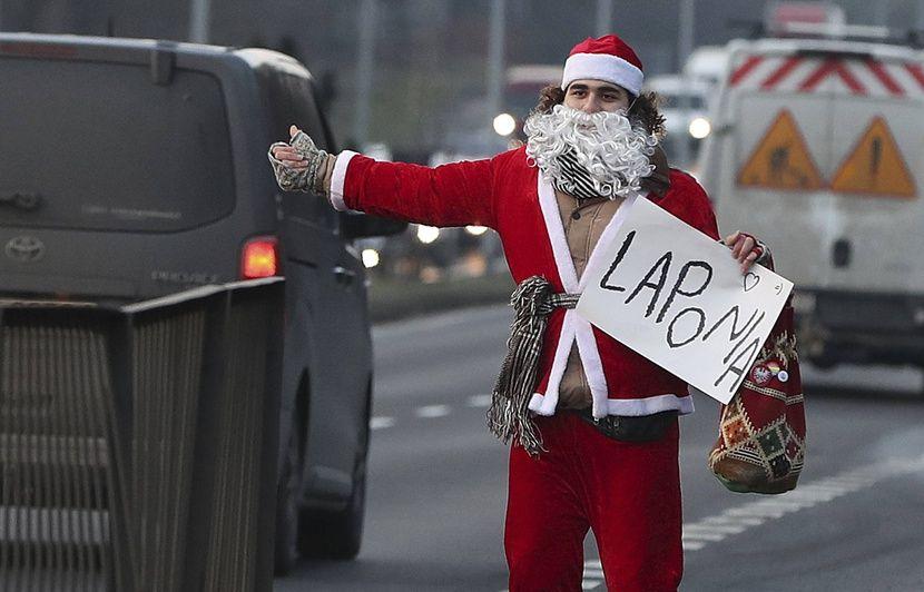 Grève SNCF à Noël : Les Français s'organisent, « quitte à passer 12h en bagnole avec des inconnus »
