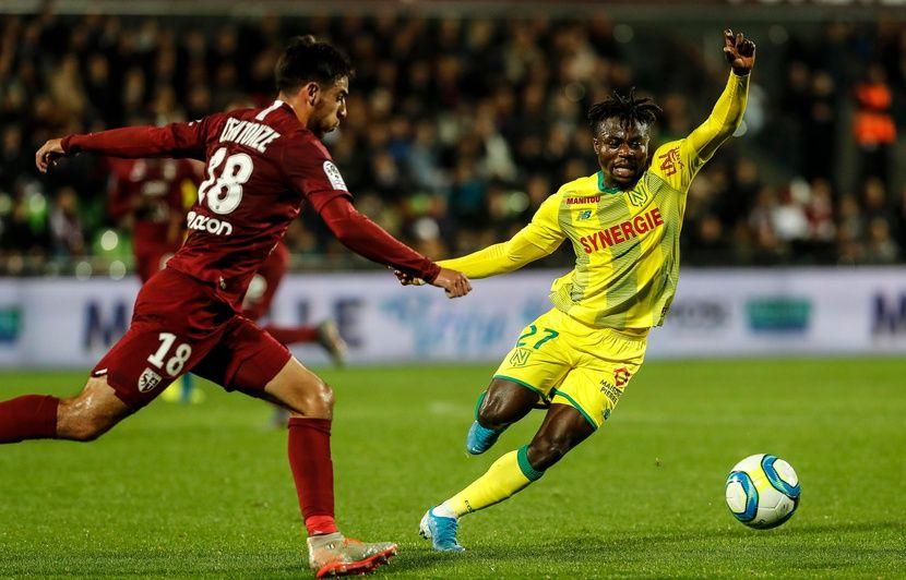 FC Nantes-Dijon : « Un joueur d'exception »… Pourquoi Simon n'a pas encore goûté au gratin ?