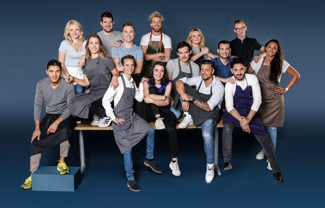 Les candidats de Top Chef 2019
