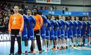 Pour débuter la défense de son titre, la France va être servie avec l'Espagne, l'un de ses principaux rivaux et premier adversaire à l'Euro de handball, à 18h15 à Novi Sad (nord de la Serbie).