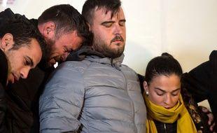 Les parents du petit Julen ombé dans un puits en Espagne ont gardé espoir jusqu'à la fin.