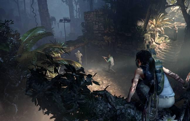 L'infiltration est au coeur du gameplay... sur la première partie du jeu.
