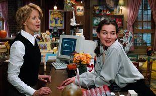 Qui ne voudrait pas de Meg Ryan, libraire dans Vous avez un message? (1998).
