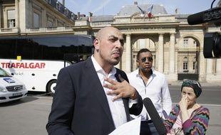 Marwan Muhammad, directeur exécutif du Collectif contre l'islamophobie en France (CCIF). (Illustration)