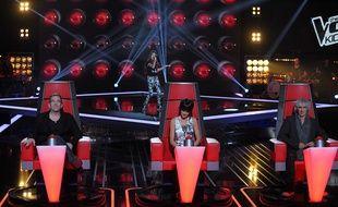 Garou, Jenifer et Louis Bertignac sont les coachs de «The Voice Kids» sur TF1.