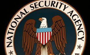 Le logo de la NSA.