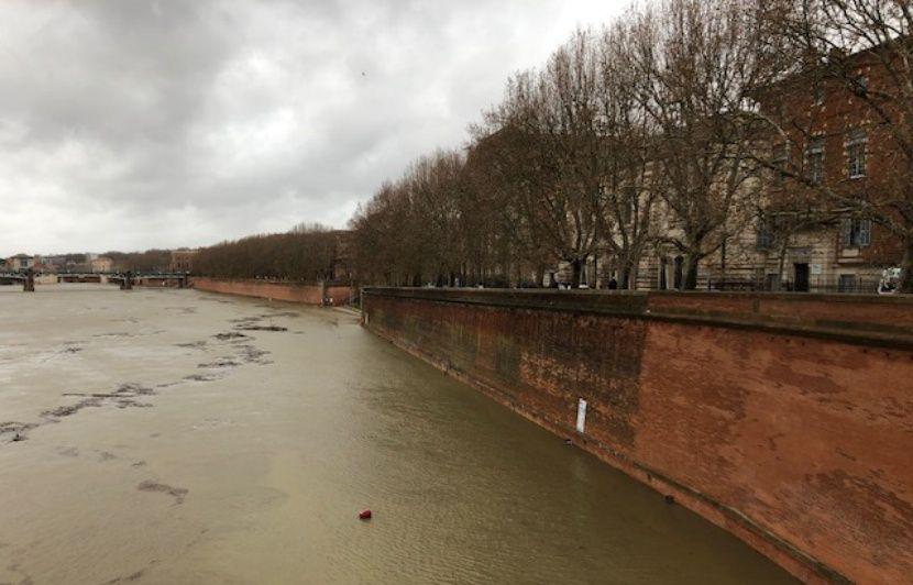 Intempéries dans le Sud-Ouest : Garonne en crue, un toit d'école arraché, le point sur la situation en Haute-Garonne