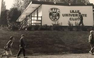 L'ancien club house du LUC, baptisé «Le Singe», repris par l'université en 2014.