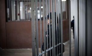 Illustration d'une prison