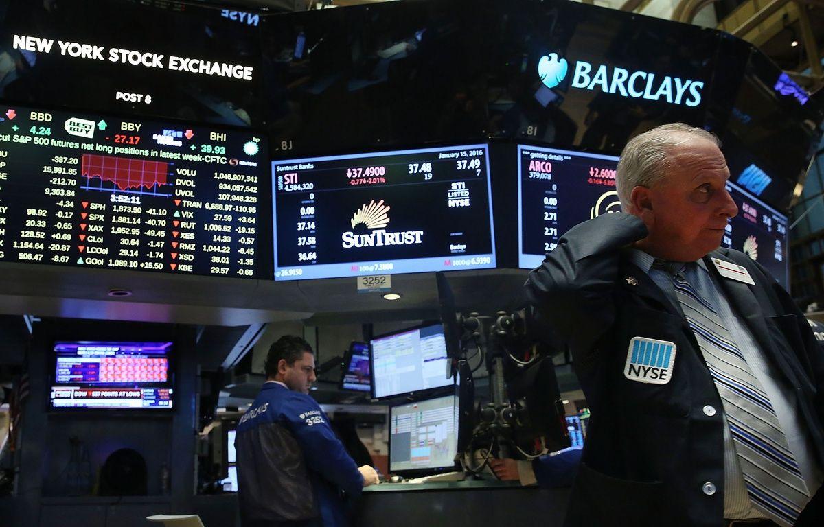 Illustration des marchés financiers. – AFP