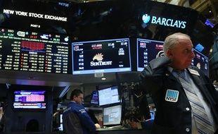 Illustration des marchés financiers.