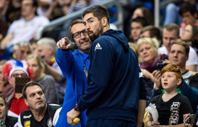 Mondiaux de handball: «Il nous manquait quelque chose», Niko Karabatic est de retour avec les Bleus (mais n'a pas joué)
